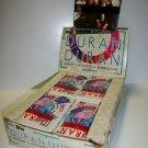 DURAN DURAN 1985 UNOPENED Trading Card Pack
