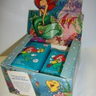 THE LITTLE MERMAID 1991 UNOPENED Trading Card Pack