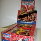 AMERICAN GLADIATOR 1991 UNOPENED Trading Card Pack