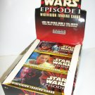 STAR WARS EPISODE 1 1999 UNOPENED Trading Card Pack