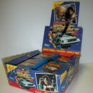 BACK TO THE FUTURE II 1989 UNOPENED Trading Card Pack