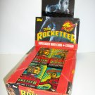ROCKETEER 1991 UNOPENED Trading Card Pack