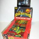ROCKETEER 1991 UNOPENED Trading Card Pack