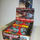 ROBO COP 2 1990 UNOPENED Trading Card Pack