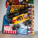 MARVEL REGENER8'RS WOLVERINE Vehicle