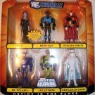 DC UNIVERSE JUSTICE LEAGUE UNLIMITED 6 pack Action Figures