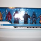 STAR WARS CRIMSON EMPIRE EXCLUSIVE 6 Figure Set