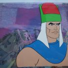 HE MAN AUTHENTIC NUPTHUL(?) ANIMATION CEL