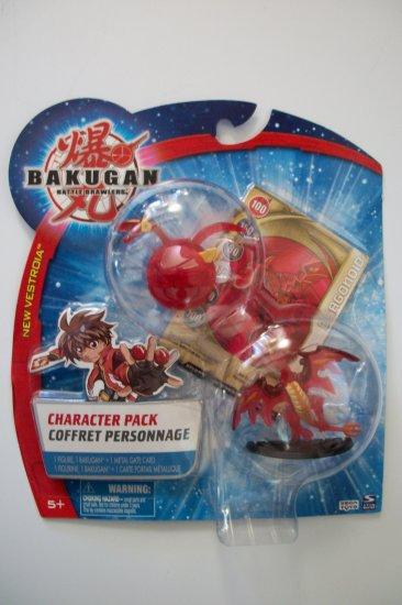 BAKUGAN DRAGONOID CHARACTER PACK