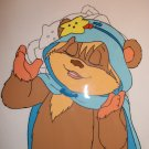 EWOKS ANIMATION CEL MALANI (001)