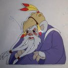 EWOK ANIMATION CEL LOGRAY (001)