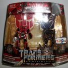 TRANSFORMERS TITANIUM SERIES CLIFFJUMPER/ DEAD END Figures