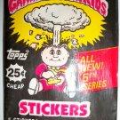 GARBAGE PAIL KIDS 5th SERIES Trading Card Pack