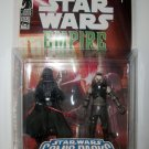 STAR WARS COMIC PACK DARTH VADER/ GRAND MOFF TRACHTA Action Figures