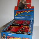 INDIANA JONES and the TEMPLE of DOOM Trading Card Pack