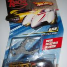 SPEED RACER HOT WHEELS GRX w/ spear hooks
