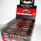 BATMAN RETURNS 1991 TOPPS STADIUM CLUB Cards
