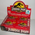 JURASSIC PARK 1993 Trading Card Pack