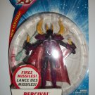 "BAKUGAN NEW VESTROIA 6"" PERCIVAL Action Figure"