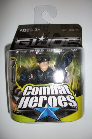 GI JOE COMBAT HEROES HAWK Figure