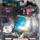 POKEMON CHATOT Action Figure