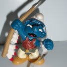 SMURF NATIVE AMERICAN SPEAR SMURF