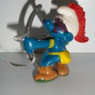SMURF NATIVE AMERICAN ARCHER SMURF