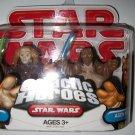 STAR WARS GALACTIC HEROES SAESEE TIIN/ AGEN KOLAR Figures