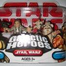 STAR WARS GALACTIC HEROES HAN SOLO/ LOGRAY Figures