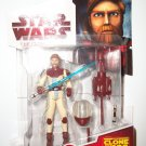 STAR WARS CLONE WARS SPACESUIT OBI-WAN Action Figure