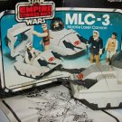 STAR WARS VINTAGE MLC-3 MINI RIG Vehicle