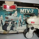 STAR WARS VINTAGE MTV-7 MINI-RIG Vehicle