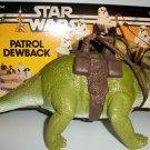 STAR WARS VINTAGE PATROL DEWBACK