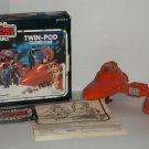 STAR WARS VINTAGE TWIN-POD CLOUD CAR Vehicle