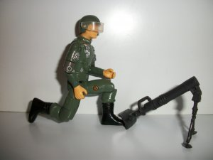 GI JOE 1982 SHORT FUZE Action Figure