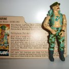 GI JOE 1983 GUNG HO Action Figure