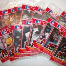 DONRUSS 1984 ACTION ALL STAR UNOPENED LOT of 16