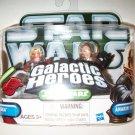 STAR WARS GALACTIC HEROES AHSOKA/ ANAKIN (SPACE HELMET) Figures