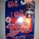 LITTLEST PET SHOP 2008 COLLECTOR JOURNAL and BIRD