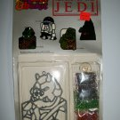 STAR WARS 1983 GAMORREAN GUARD SUNCATCHER
