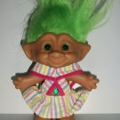 "TREASURE TROLL ""SUNDRESS"" TROLL DOLL"