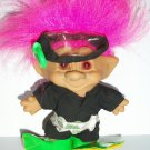 "TREASURE TROLL ""SCUBA"" TROLL DOLL"
