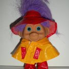 "TN'T 1991 ""RAIN GEAR"" TROLL DOLL"