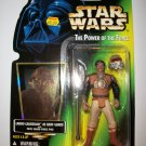 STAR WARS 1996 LANDO CALRISSIAN (SKIFF GUARD) Action figure