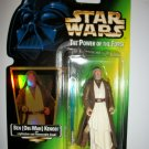 STAR WARS 1997 BEN OBI-WAN KENOBI Action Figure