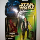STAR WARS 1997 HAN SOLO Action Figure