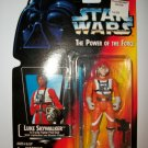 STAR WARS 1995 LONG SABER LUKE in X-WING GEAR Action Figure