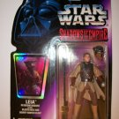 STAR WARS 1996 LEIA as BOUSHH (SotE) Action Figure