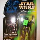 STAR WARS 1996 DEATH STAR GUNNER Action Figure