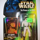 STAR WARS 1996 AT-ST DRIVER Action Figure